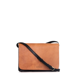 The Audrey-Black/Camel - O MY BAG