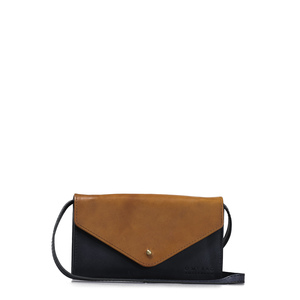 Josephine Bag Black Camel - O MY BAG