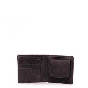 Tobi's Wallet Dark Brown - O MY BAG