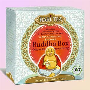 Buddha Box Hari Tea BIO - Hari Tea