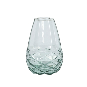 FAIRTRADE VASE DIAMANT - Recyclingglas - Fair Trade Original