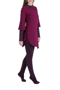 Pullover Kayley rot beere- violett - Ajna