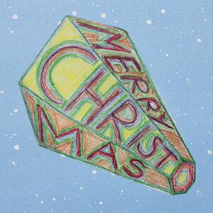 """Weihnachtskarte """"Merry Christmas"""" mit Kuvert - Carlique"""