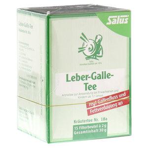 Leber Galle Tee - Salus