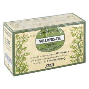 Vollmers präperierter grüner Tee - Salus