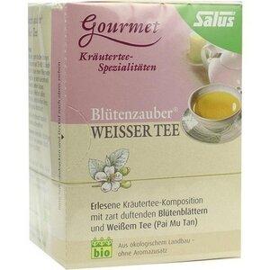 Weißer Tee Blütenzauber - Salus