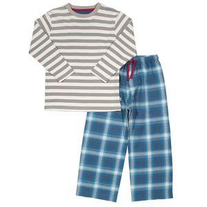 Jungen Pyjama kariert - Kite Kids
