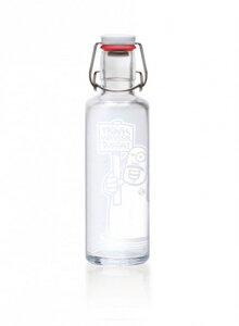 soulbottle 0,6l 'Trink Wasser Digga!' - soulbottles