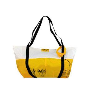 Airlie Beach Bag (white) - Bag to Life