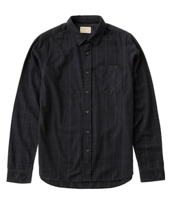 Henry Flannel Check Black - Nudie Jeans