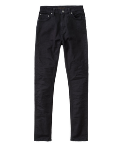 Pipe Led Rinse Indigo Black - Nudie Jeans