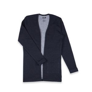 Cardigan dunkelgrau - Degree Clothing