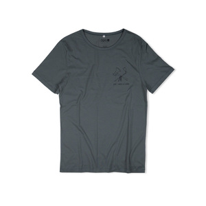 Shirt Smoking Ax Logo olivgrün - Degree Clothing
