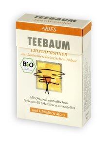 Bio Teebaum Lutschpastillen - ARIES