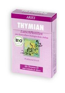 Bio Thymian Lutschpastillen - ARIES