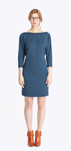 Kleid Milla, morrocane blue - Jaya