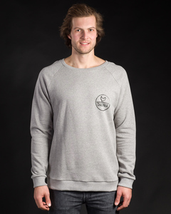 Sweater Beachmaster grau - Degree Clothing