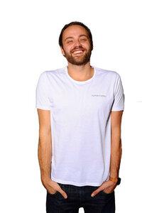 "Öko T-Shirt von ""Change Basic"" - Human Family"