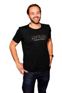 "Bio T-Shirt von Human Family ""Change Logo"" - Human Family"
