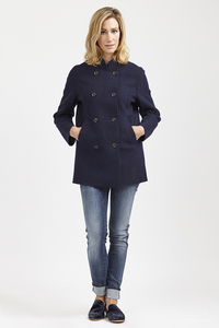 Jacket Kulani - Navy - LangerChen