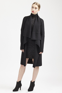 Coat Wichita - Black - LangerChen