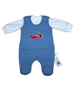 Baby Stramplerset blau Ökologisch EBi & EBi - EBi & EBi