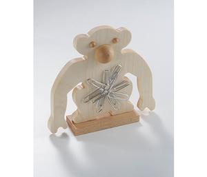 Klammeraffe aus Holz - 4betterdays