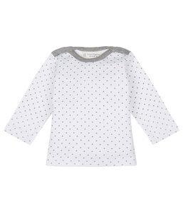 LUNA CREW T-Shirt aus Bio-Baumwolle - Sterne mit langen Ärmeln - sense-organics