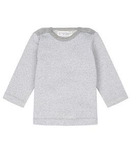LUNA CREW T-Shirt aus Bio-Baumwolle gestreift mit langen Ärmeln - sense-organics