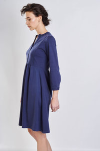 Mia Organic Cotton Jersey Dress  - bibico