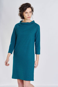 Jessie Striped Tunic Dress  - bibico