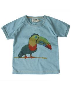T-Shirt mit Toucan - Itsus