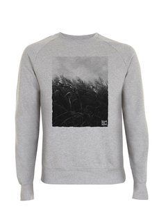 Schilf Unisex Sweater Bio & Fair _grey - ilovemixtapes