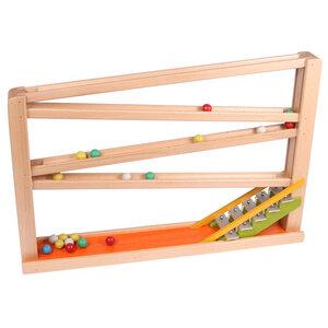 Kugelbahn mit Glockenspiel Version 2 - Beck Holzspielzeug