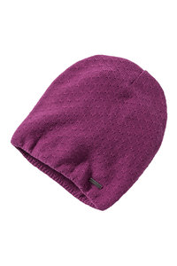 Noble Knit Beanie berry - recolution