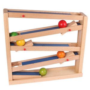 Stop und Go Kugelbahn - Beck Holzspielzeug