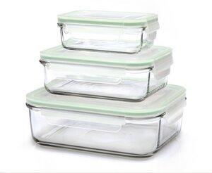 Glasslock Frischhaltedosen aus Glas - Glasslock