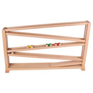 Auto-Rennbahn groß - Beck Holzspielzeug