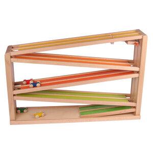 Doppel-Rennbahn - Beck Holzspielzeug