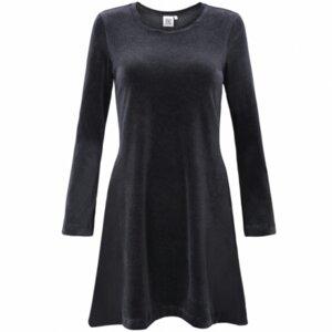 Kleid HATI VELVET PANTHER - JAN N JUNE
