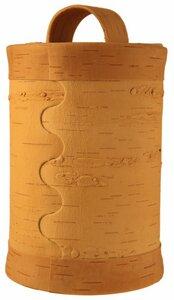 Müslidose aus natürlicher Birkenrinde - sagaan