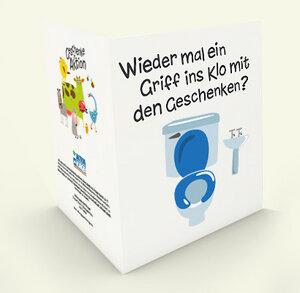Badezimmer für eine Schule in Aktion  - Geschenke in Aktion
