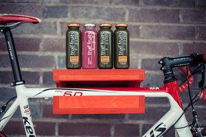 KARL | Birke Rot | Fahrrad Wandhalterung - Bicycledudes