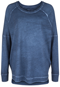 Damen Langes Sweatshirt Hedmadri - Daily's by DNB