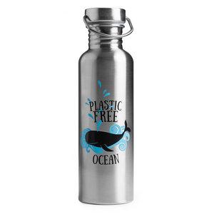 0,75l Trinkflasche Steel Ocean - Brotzeit