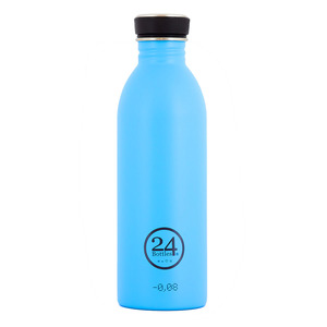 0,5l Trinkflasche Lagoon Blue - 24bottles