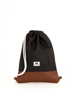 Gym Bag - Black - Freibeutler