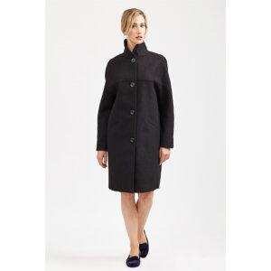 Coat Cambra schwarz - LangerChen