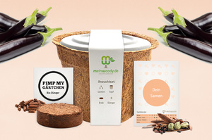 meinwoody Gemüse-Anzuchtset - Seed Evolution GmbH