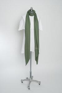 Drei Meter Schal: olive.olive - WearPositive